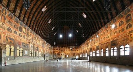 Palazzo della Ragione, Padua (all photos Baggio-Corradi)
