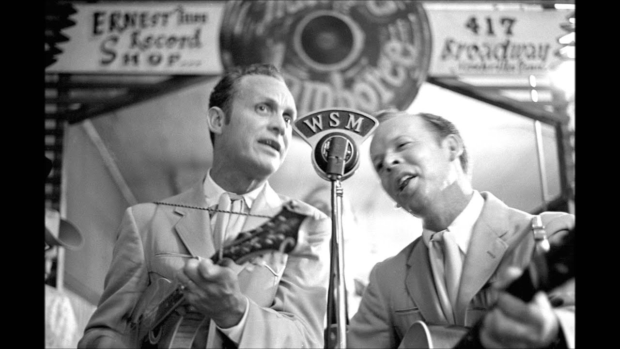 The Louvin Brothers.
