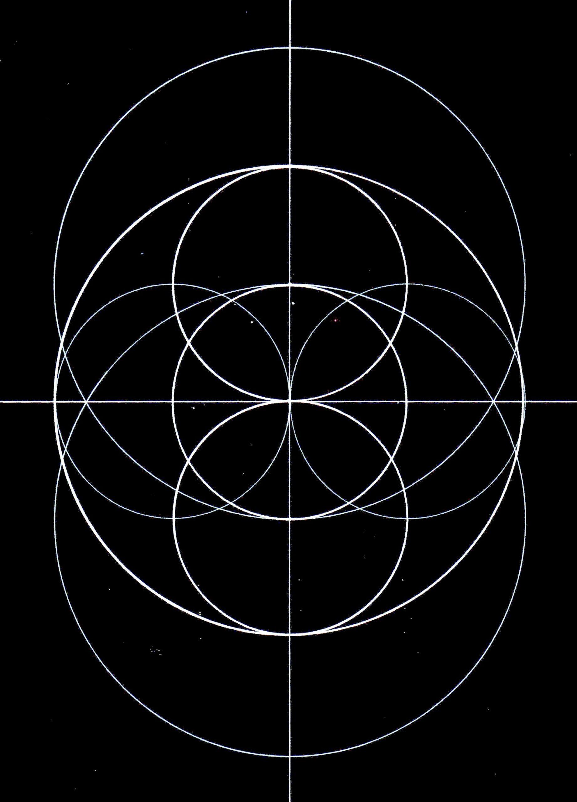 Three Circles in One by Katya Nosyreva